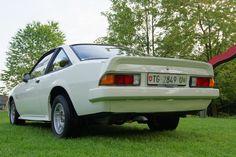 Opel Manta GTE - MANTA B