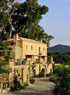 Kinsterna Hotel & Spa in Monemvasia, Greece