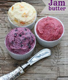Jam Butter