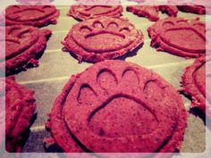 Muß ich nachbacken! dogcookies hundekekse