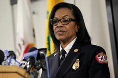 Five years after she was hired as Oakland's first black fire chief, Teresa Deloach Reed, following criticism over the deadly Ghost Ship warehouse fire, retired Tuesday.