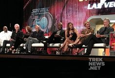 Thirty years after Star Trek's second television series began, the majority of the cast delighted Star Trek Las Vegas convention attendees with funny stories and jokes during a 30th-anniversary celebration of Star Trek: The Next Generation. The cast turned down having a moderator for the panel. Despite a handful of boos from the audience, Marina …