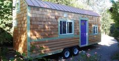 Tiny house living is becoming more and more popular, and it's no wonder with architects and builders designing beautiful and unique spaces all the time, just a look on this site alone, and you'll be inspired by the many designs, styles and plans of small homes.
