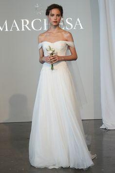Marchesa Bridal Spring 2015 - Slideshow - Runway, Fashion Week, Fashion Shows, Reviews and Fashion Images - WWD.com