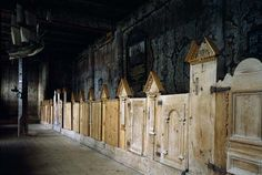 Stavkirker : Kvernes stavkyrkje.