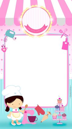 Baking Wallpaper, Cake Wallpaper, Cake Logo Design, Logo Shapes, Bakery Logo, Floral Logo, Candy Party, Menu Cards, Writing Paper