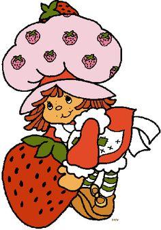 strawberry shortcake images clipart   Contemporary Strawberry Shortcake Clipart Quality Cartoon Characters ...