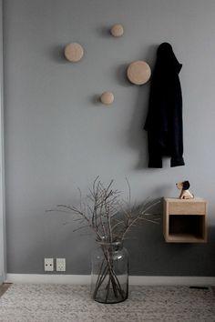 Skandinavische Möbel Kleiderhaken Flur Einrichten