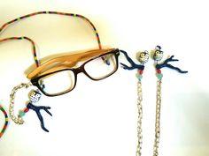 Owl glasses strap