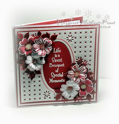 dutchess: another card creator die from crafters companion....Precious