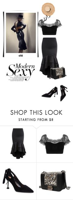 """""""Olé"""" by stellina-from-the-italian-glam ❤ liked on Polyvore"""