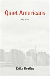 """Author Erika Dreifus sets the groundwork for Quiet Americans with two essential quotations. """"It doesn't end. Never will it end,"""" observed Günter Grass. Asked Imre Kertész: """"Which writer today is not a writer of the Holocaust?"""" #ShortStoryMonth"""