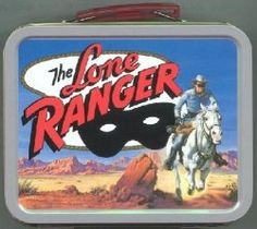 The Lone Ranger Mini LunchTin Box 2001 Cheerios Anniversary Commemorative Retro Lunch Boxes, Lunch Box Thermos, Cool Lunch Boxes, Tv Themes, School Lunch Box, The Lone Ranger, Roy Rogers, 60th Anniversary, Cereal Bowls