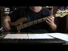 Kiss Strutter Bass Cover - YouTube