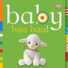 Baby: Baa Baa! (Baby Chunky Board Books) by DK Publishing