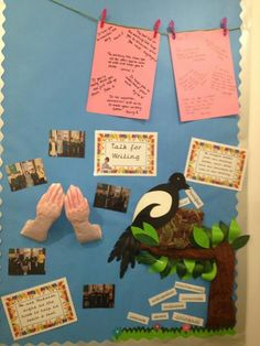 Pie Corbett talk for writing display!