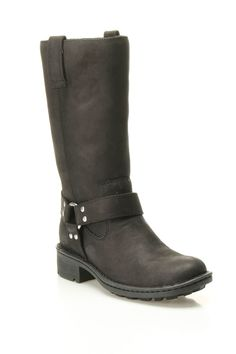 Born Miriam Riding Boot In Black - Beyond the Rack $120