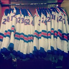 Let's Go Rangers!