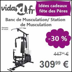 1000 ideas about banc de musculation on pinterest wii fit gym and jump sq - Station de musculation professionnelle ...