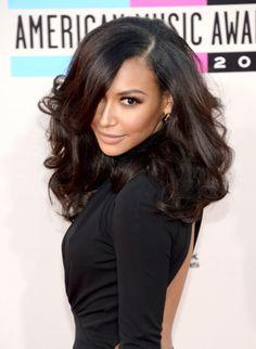 Naya Rivera Hair style