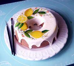 Curso de pintura e espatulados para bolos Cake, Desserts, Food, Hand Painted Cakes, Royal Icing, Brazil, Pintura, Tailgate Desserts, Deserts