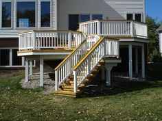 Popular Deck Paint Color - http://www.tombeleveradio.com/popular-deck-paint-color/ : #DeckPlans Deck paint color will be very important to think carefully especially when you have the great plan to have perfect deck decor where you and other family member are gathering there. The best deck will be the important asset that you have therefore you need to select the best deck design that will...
