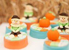 Pumpkin Party | Chocolate Covered Oreos