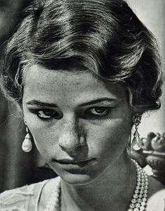 Charlotte Rampling in Luchino Visconti's The Damned.