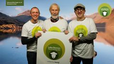 We're DELIGHTED to be unveiled as the face of the Lake District World Heritage Bid! http://lakesworldheritage.co.uk/blog/2015/november/21/herdy-brings-a-friendly-face-to-the-lake-district-s-world-heritage-bid/ #kendal15 #lakedistrictbid #herdy #herdwick #sheep #lakedistrict