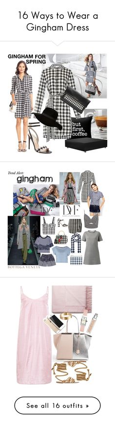 """""""16 Ways to Wear a Gingham Dress"""" by polyvore-editorial on Polyvore"""