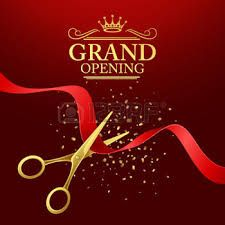 Image result for how to make an grand opening invitation for a store front