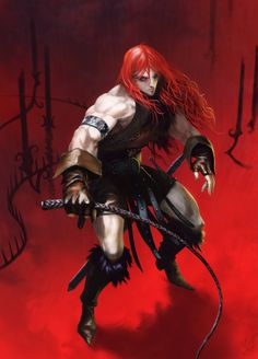 Art of Magnus Norén Character Concept, Character Art, Character Design, Fantasy Rpg, Anime Fantasy, Belmont Castlevania, Castlevania Anime, Lord Of Shadows, Mermaid Tale