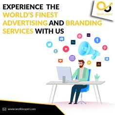 Experience the world's finest advertising and branding services with us. #Advertising #AdvertisingServices #BrandingServices #Branding #AdvertisingCompany #CreativeIdeas #AdAgency #AdvertisingAgency