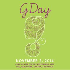 CLIENT NEWS: G Day For Girls in Styling the Inside, Oct. 15, 2014. http://stylingtheinside.com/2014/10/15/g-day-for-girls-november-02nd-2014/