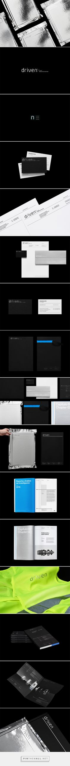 Driven by Anagrama on Behance... - a grouped images picture - Pin Them All