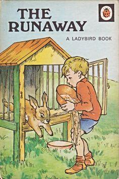 Items similar to Ladybird The Runaway Book, Vintage Ladybird Animal Rhymes Book, Series Cute Rabbit Story, Matte Hardback, 01103 on Etsy Spot Books, My Books, Ladybird Books, Vintage Children's Books, Vintage Kids, Antique Books, Animal Books, My Childhood Memories, 1980s Childhood