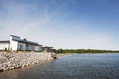 Meri on lähellä Lammi-Kivitalo Villa Seniorissa.
