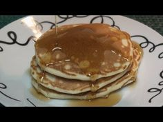 American pancakes recipe (with video)