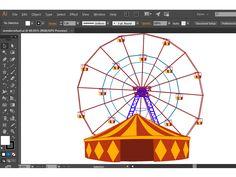 Coney Island - Wonder Wheel by Kenneth Shinabery