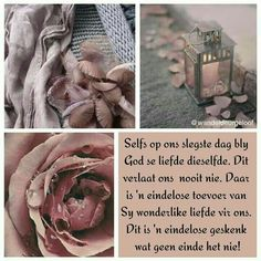God se liefde vir ons is 'n eindelose geskenk wat geen einde het nie. I Love You God, Inspirational Qoutes, Motivational, Afrikaanse Quotes, Goeie More, Beautiful Collage, Evening Greetings, Bible Prayers, Canvas Quotes