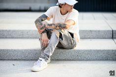 Le 21ème / Étienne Correia | Montréal  // #Fashion, #FashionBlog, #FashionBlogger, #Ootd, #OutfitOfTheDay, #StreetStyle, #Style