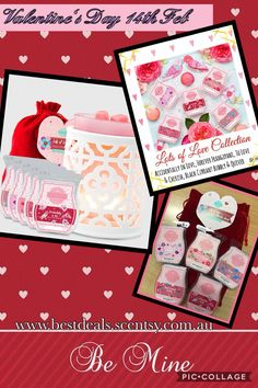❤️❤️Valentines Day Feb 14th❤️❤️  That unique gift with the Lots of Love Collection - Great gift baskets available now for your number 1  Message me or click below to view https://bestdeals.scentsy.com.au/shop/c/5425/lots-of-love-collection