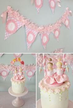 Aniversário Infantil #13 – Sorvete | Ice Cream Birthday via On to Baby