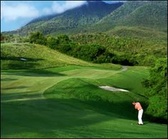 Four Seasons Resort #Nevis - Golf Course