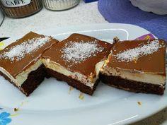ΜΑΓΕΙΡΙΚΗ ΚΑΙ ΣΥΝΤΑΓΕΣ 2: Πάστα ταψιού !!! Chocolate, Desserts, Food, Kuchen, Tailgate Desserts, Deserts, Essen, Chocolates, Postres
