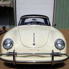 1959 Porsche 356 Cabriolet