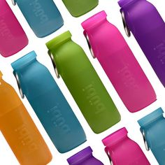 Bübi: The Collapsible, Reusable Bottle
