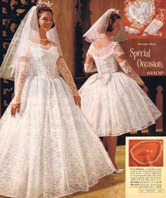 the 60's bride