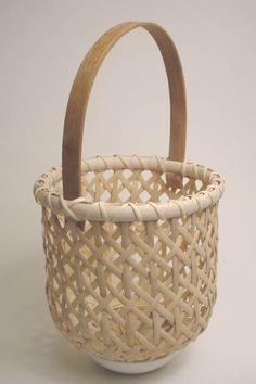 Judith Olney Basketry Class Baskets