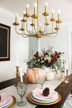 Simple fall table #f